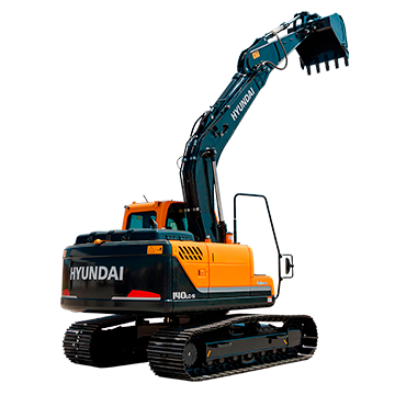 Escavadeira R140LC-9