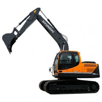 Escavadeira R180LC-9