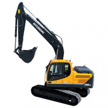 Escavadeira R200-9